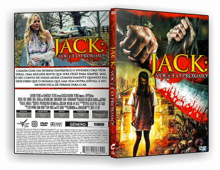 CAPA DVD – Jack Voce É O Proximo – ISO