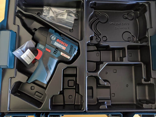 Bosch GDR 12V-110 in L-Boxx mit Inlays