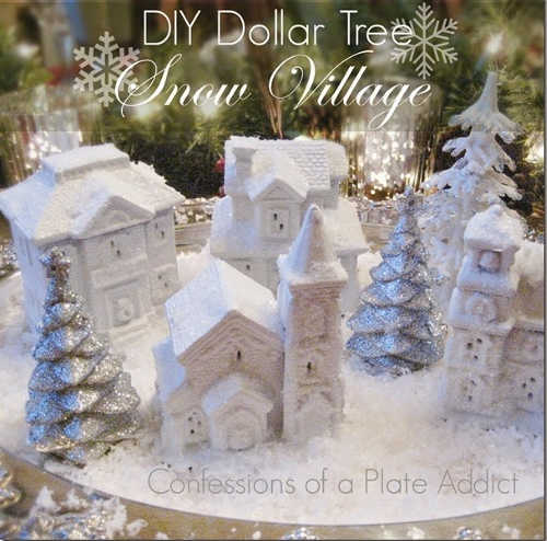 Dollar Tree Store Locator Inc: DIY Home Sweet Home: 8 Dollar Store Christmas Crafts