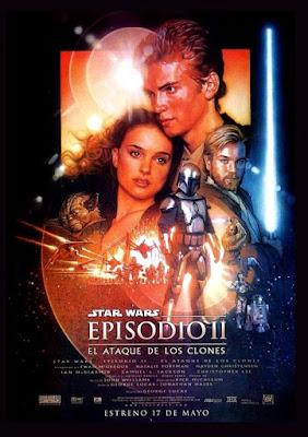 'Star Wars: Episodio II, El Ataque de los Clones', George Lucas
