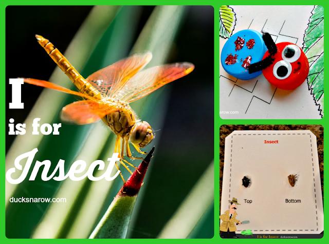 preschool activities, kids activities, preschool crafts, kids crafts, bugs