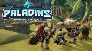 Game Paladins, Paladins, Paladins Steam