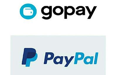 paypal via gopay, paypal dan gopay, paypal gopay, paypal gojek, paypal terhubung dengan gopay