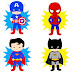 Come organizzare una festa a tema supereroi fai da te