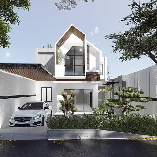 Denah Rumah 3 Kamar Ukuran 7x9 Terbaru 2021