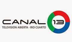 Canal 13 Rio Cuarto en vivo
