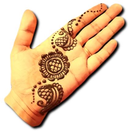 Easy Mehndi Designs for Wedding