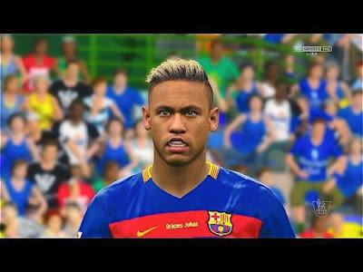 PES 2016 Barcelona Kits Gràcies Johan