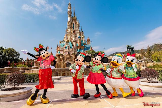 迎接奇妙新一年香港迪士尼樂園 將於2021年2月19日第三度重開, Hong-Kong-Disneyland-will-reopen-on-February-19-2021