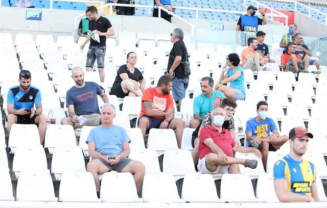 Αστυνομία: Τα μέτρα και οι οδηγίες στους οπαδούς στα γήπεδα