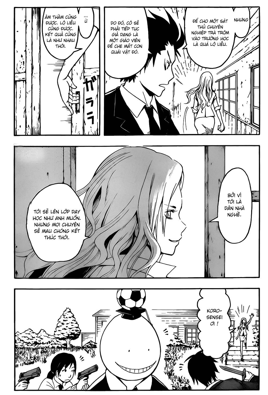 Ansatsu Kyoushitsu chap 8 trang 13