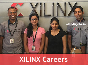 Xilinx Recruitment 2018-2019 Job Openings For Freshers