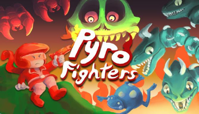 Pyro Fighters Free Download PC Game Cracked in Direct Link and Torrent. Pyro Fighters is a scrolling space shooter with platforming physics. Use your flame gun to propel yourself in the air and fight through an alien army with up to four players.