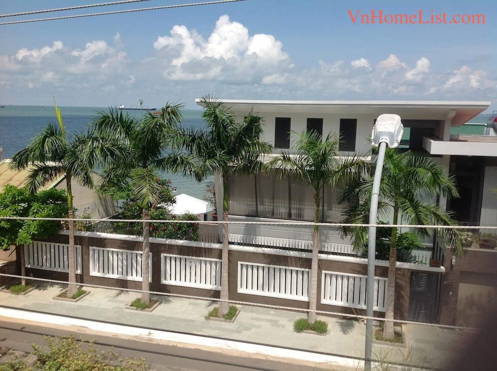 BEACH FRONT Luxury Villa RENTAL in Vung Tau