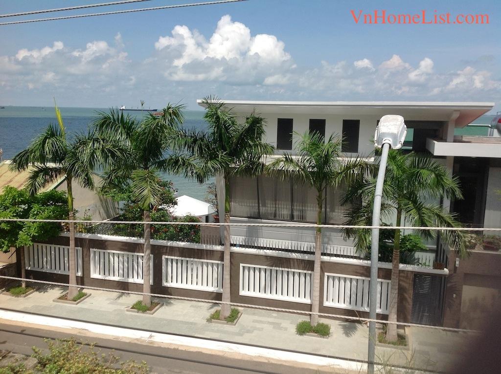 BEACH FRONT Luxury Villa RENTAL in Vung Tau