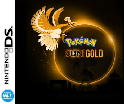 Pokemon Sun Gold NDS ROM Download