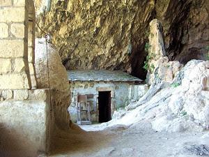 Pećina sa crkvom Sevete Sofije , Elafonisi plaza