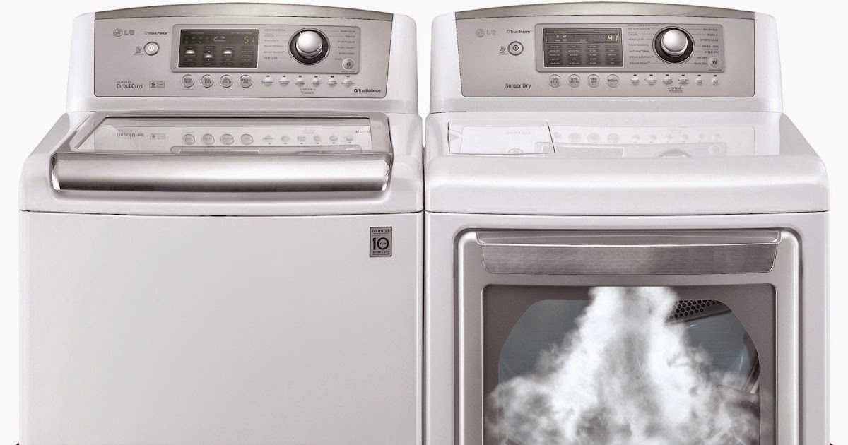 Lg Washer Dryer Lg Top Load Washer And Dryer