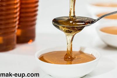 فاذدة العسل في التخلص من الحبوب