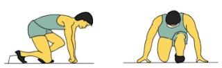 Teknik Start Yang Digunakan Dalam Lari Jarak Pendek