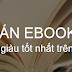 Bán eBook - Hướng dẫn kiếm tiền trực tuyến trên website