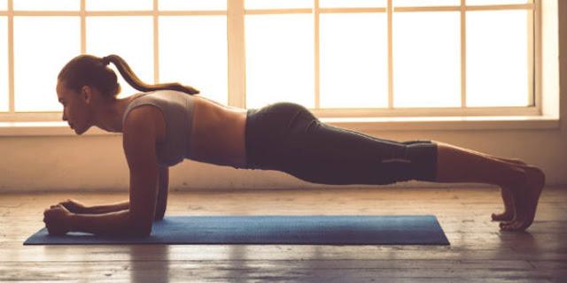 7 Alasan Anda Harus Planking