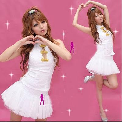 sexy weiße kleider cheongsam