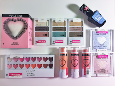 wet n wild limited edition queen of my heart spring 2017 review