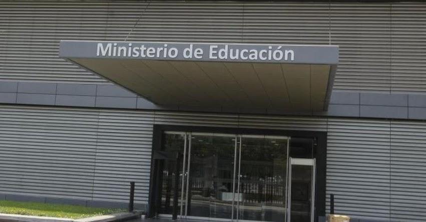 Este es el equipo oficial de transferencia para el MINEDU en el Gobierno de Pedro Castillo