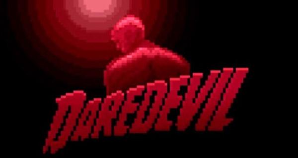 Daredevil 8 bits