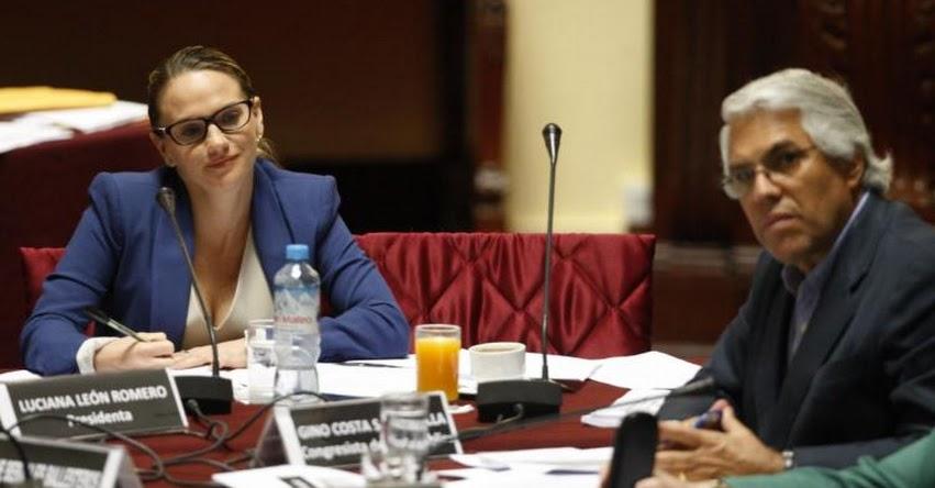 Congreso aprueba bonos para especialistas de control disciplinario en PNP