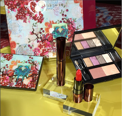 Cle de Peau Holiday 2017 Collection Nuit de Chine