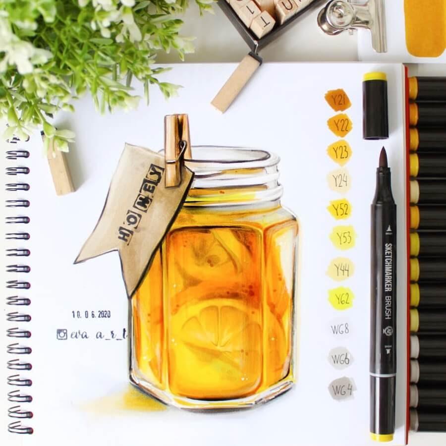 10-Orange-marmalade-Eva-Art-www-designstack-co