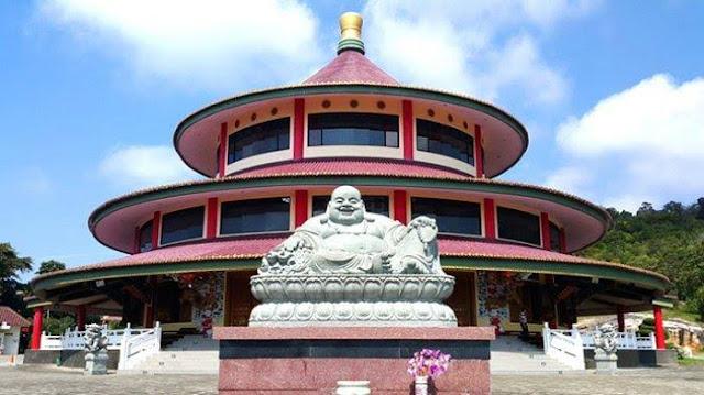 Wisata religi di Belitung