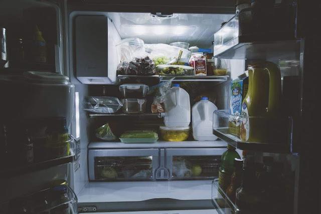 Bukan Semua Makanan Boleh Sumbat Dalam Peti Ais