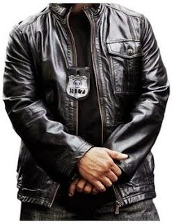 Gambar Jaket Kulit Polisi Terbaru