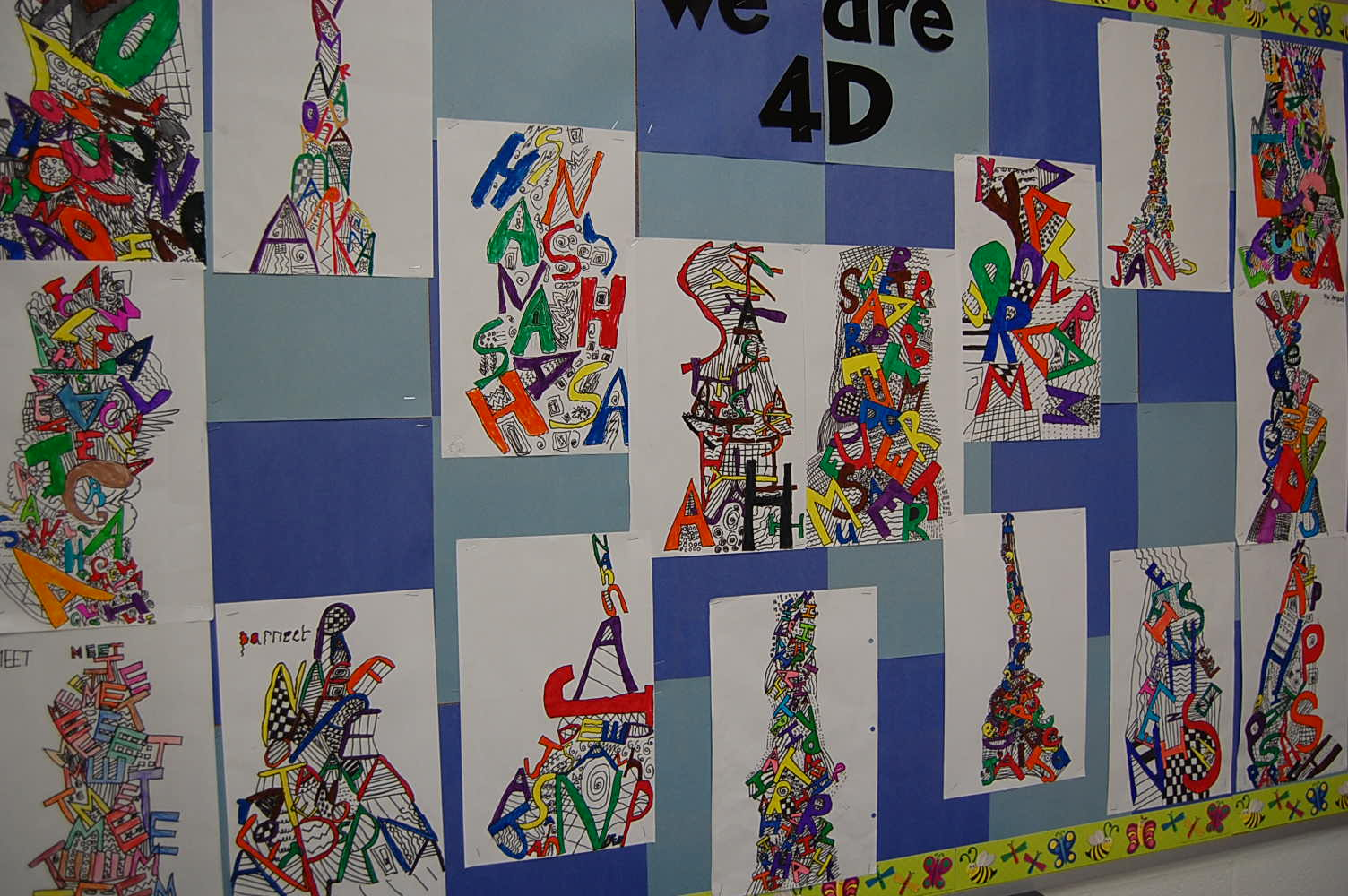 Art Projects For Grade 2 Students