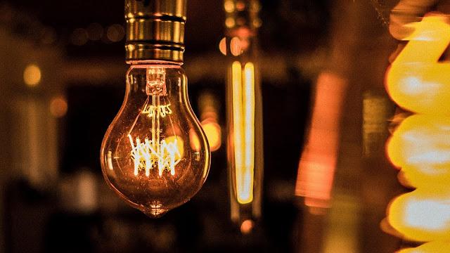 Lâmpada Antiga, Iluminação, Eletricidade