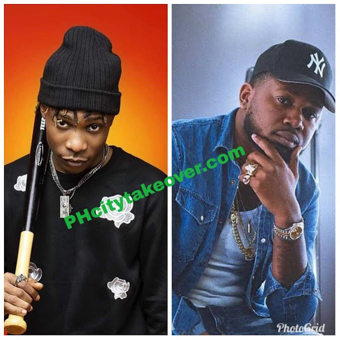 1Dabanton Appreciate Mr Eazi for connecting him into Collaboration with Kranuim