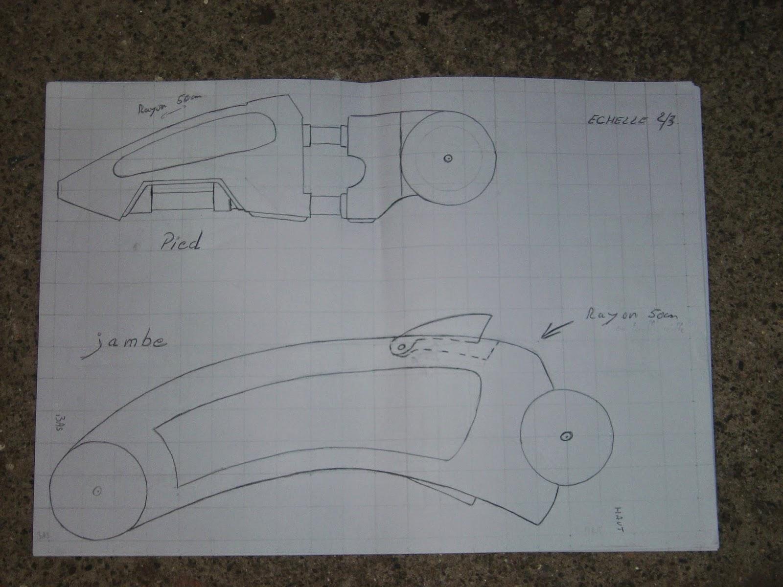 blueprint droïdekas