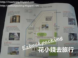 東京證券交易所地圖