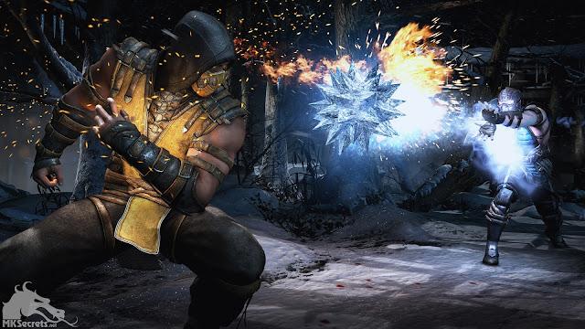 Mortal Kombat X Complete Edition PC Free Download Screenshot 1