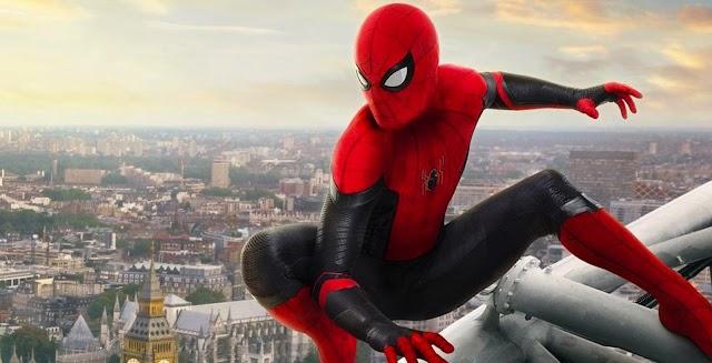 Tonton Filem Spiderman Far From Home Bersama Jack n' Jill Calbee Memang WoW!