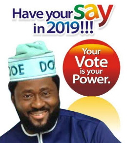 desmond elliot re-election campaign