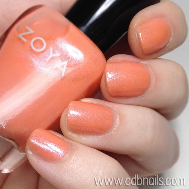Zoya Nail Polish-Zahara