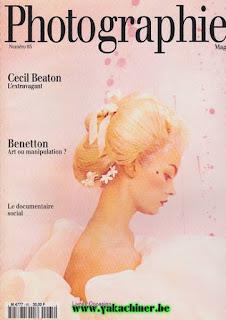 Photographies Magazine, 65, 1992