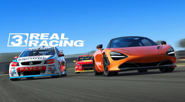 تحميل لعبة السباق الشهيرة Real Racing 3 للأندرويد والأيفون 2020