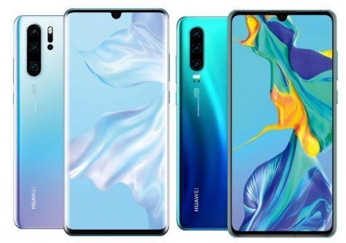هواوي تكشف عن هاتف Huawei P30 Pro بسعة تخزينية تصل الى 512 جيجابايت وتكبير بصري حتى 50X