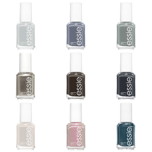 Essie Serene Slate Collection