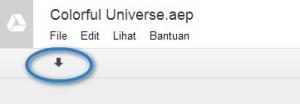 Cara Download Drive Google